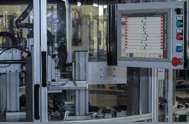 Messdatenerfassungssystem in der laufenden Fertigung am vollautomatischen Messplatz/ automatische Messstation